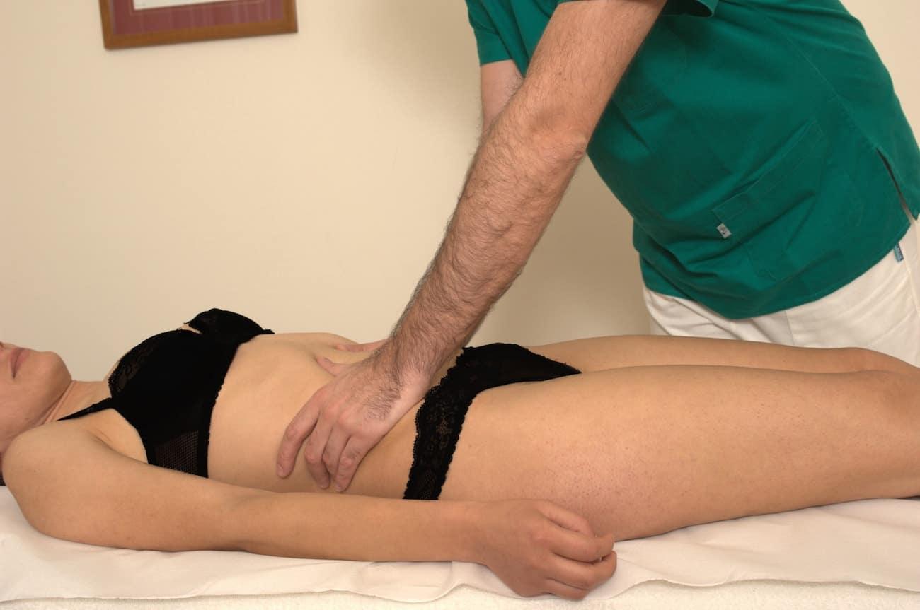 osteopatia in gravidanza e ginecologica viscerale reflusso gastroesofageo per bambini pediatrica neonatale cura neonato bambino